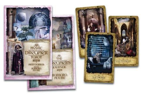 Отзыв на колоду Mystic Dreamer Tarot (автор Ким Хаггенс, перевод статьи)