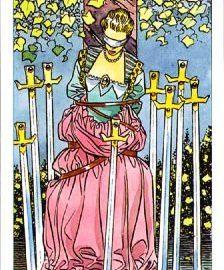 Медитация с 8 мечей, чтобы избавиться от страхов и проблем.