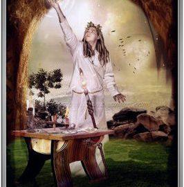 Ритуалы и карты таро